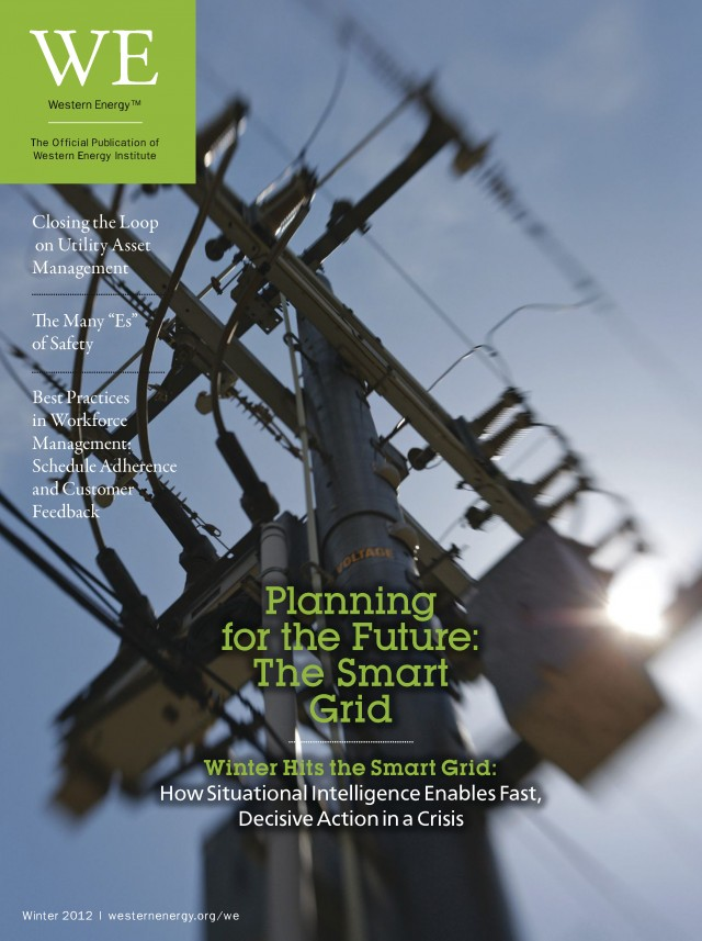 Winter Issue 2012