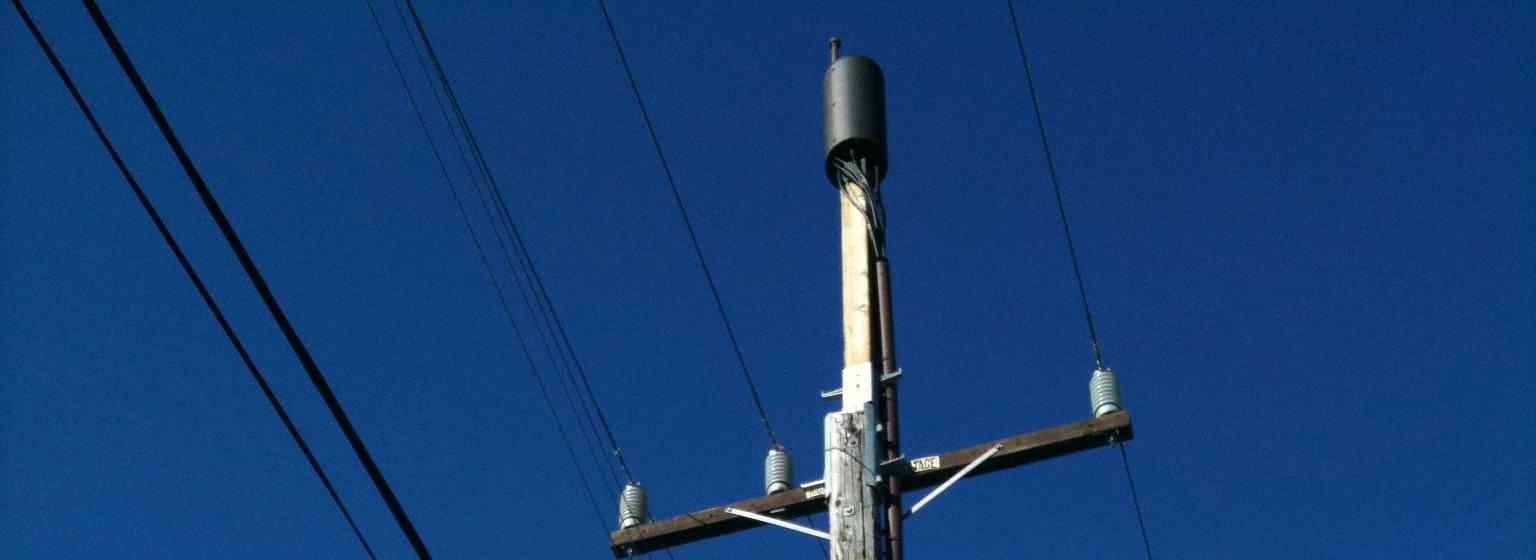 Utility Pole Extension